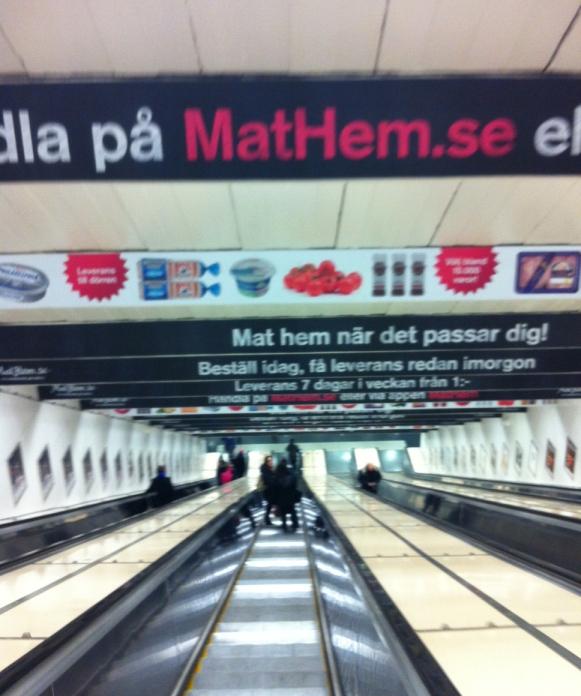 Hur mycket reklam tål Sverige?